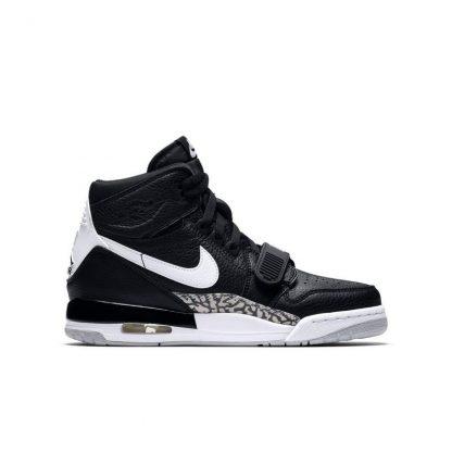 46368ea2642c86 50% Off Discount Jordan Legacy 312 Black White Grade School Kids Shoe –  cheap ...
