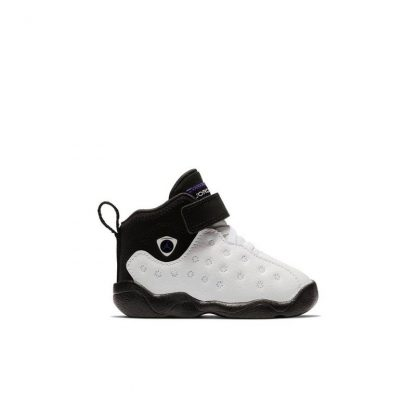 buy popular 8b84a 5024e Cheap Factory Jordan Jumpman Team II White/Black/Purple Toddler Shoe -  where can i get jordans for cheap - R0408