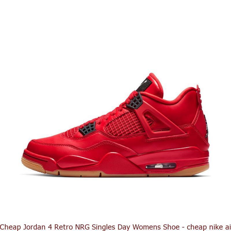 63621ab4779 Cheap Jordan 4 Retro NRG Singles Day Womens Shoe – cheap nike air ...