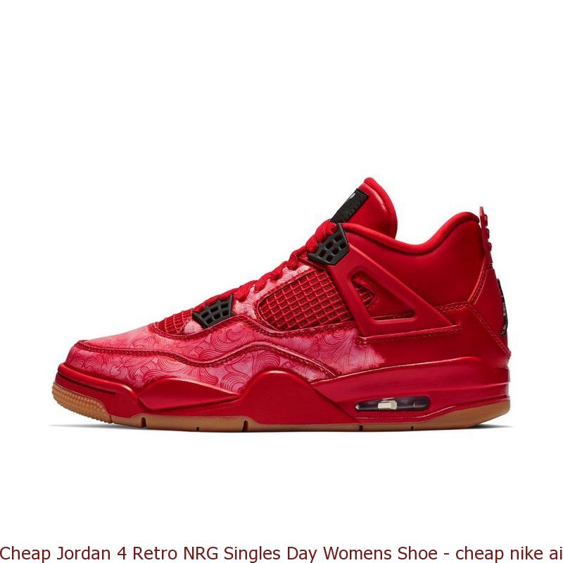 Cheap Jordan 4 Retro NRG Singles Day