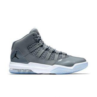 ... Excellent Jordan Max Aura Grey Mens Shoe - cheap jordan 11 shoes -  Q0209 ... 16a9719e0
