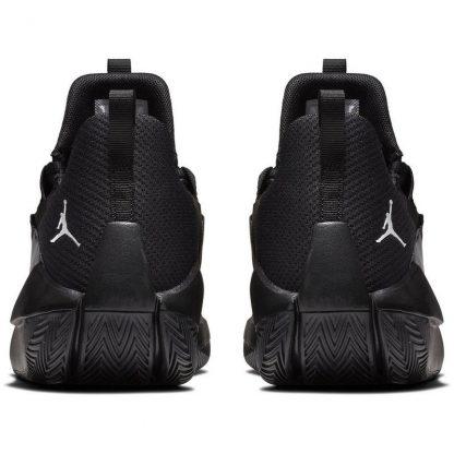 d921603bbe52b US Jordan Jumpman Hustle Black Mens Basketball Shoe – cheap jordans ...