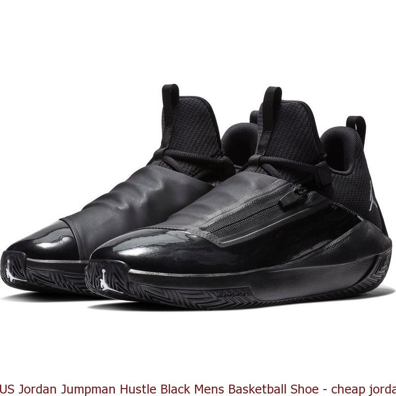 e0f10c20929a0 US Jordan Jumpman Hustle Black Mens Basketball Shoe - cheap jordans womens  shoes - Q0319