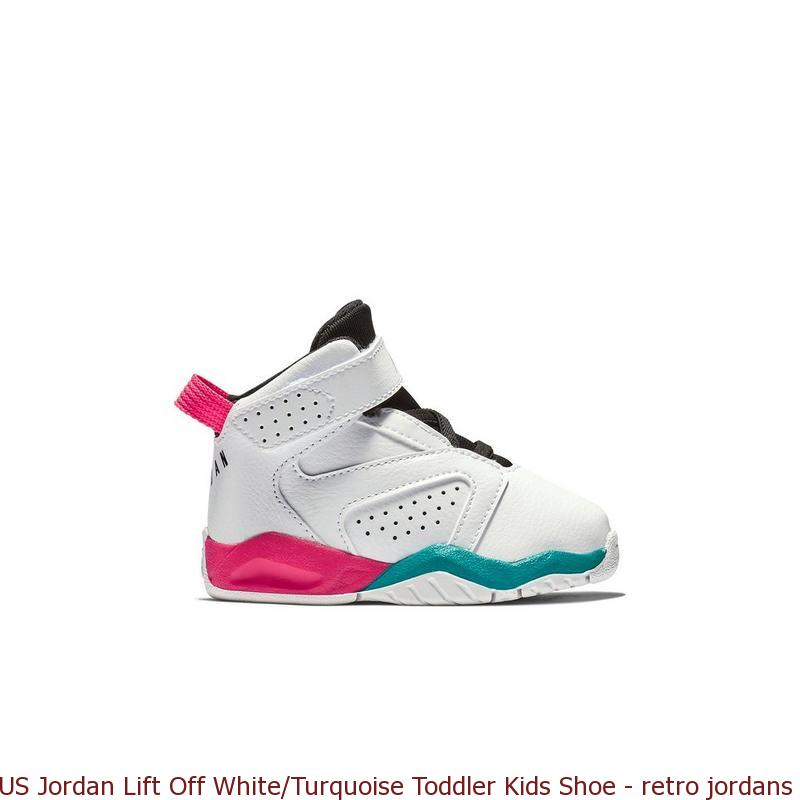 low priced 3babe 46a98 US Jordan Lift Off White/Turquoise Toddler Kids Shoe - retro jordans for  sale cheap online - R0411